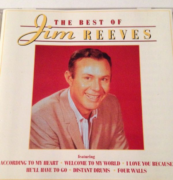Jim Reeves : The Best Of  (CD 1996 (USED)